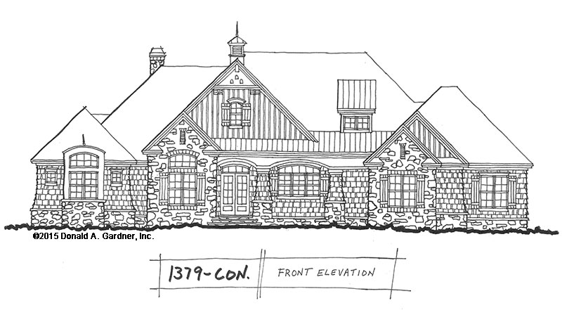 Craftsman Ranch House Plan Home Plans Nc House Plans Nc