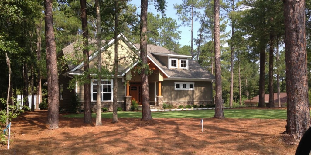 Pinehurst NC Home Builder
