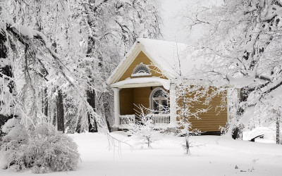 How to Prepare Your Home for Winter | Pinehurst Custom Home Builder